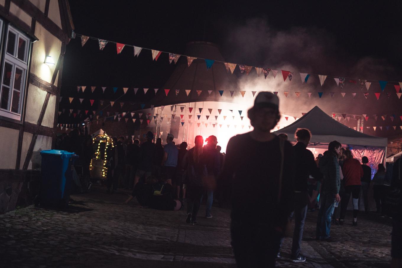 Ein Festival in der Nachbarschaft
