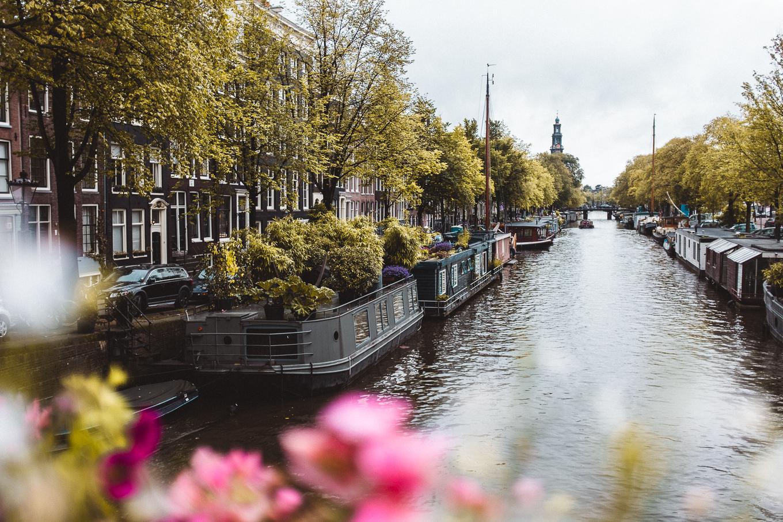 Endlich Urlaub! – 1 Woche Amsterdam